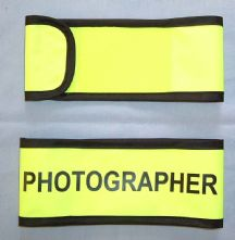 Wrap Armband - Photographer